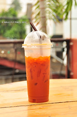 Cha Yen (Thai Iced Tea), Thai Food, Thailand