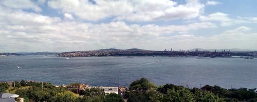 Panorama desde Topkapi
