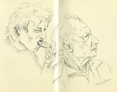 Ramón Alcain and patte-folle for JKPP