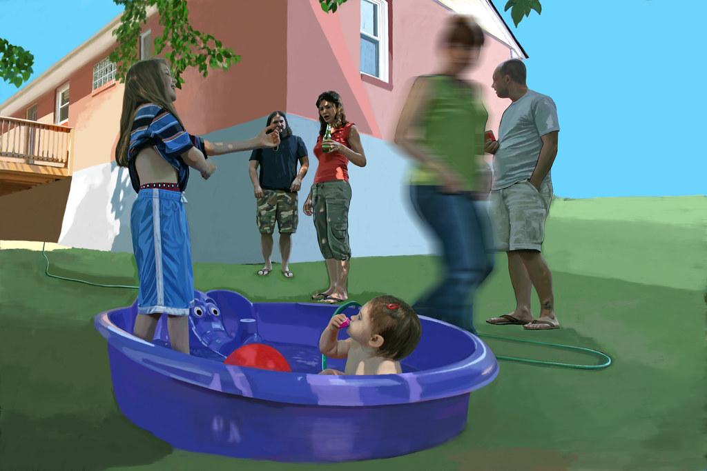 Shaina's Pool