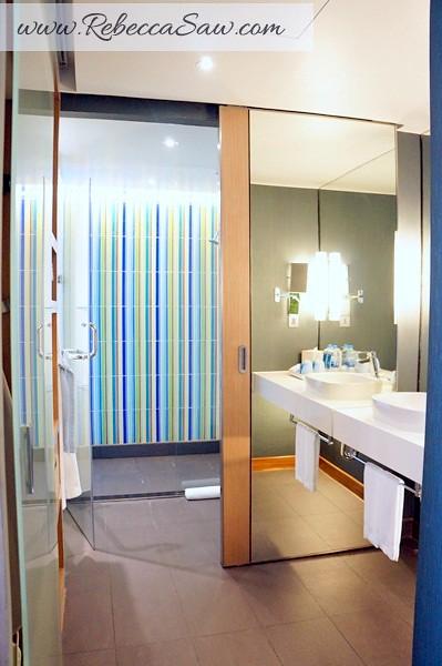 Rooms: Aloft Hotel KL - KL Sentral