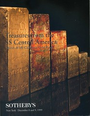 Sotheby's 1999 SS Central America sale catalog