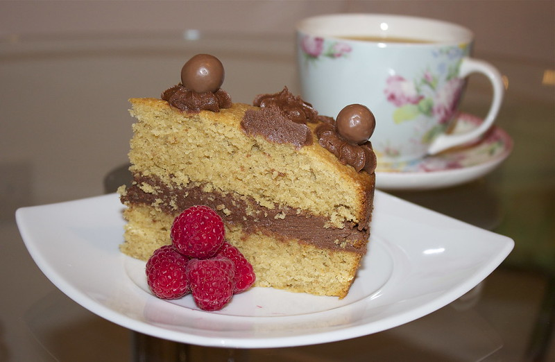 My Coffee Mocha Cake