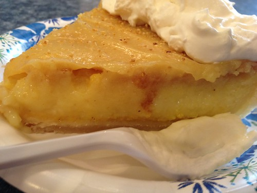 Double Lemon Pie
