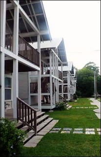 the duplexes at PRH (courtesy of Row House CDC)