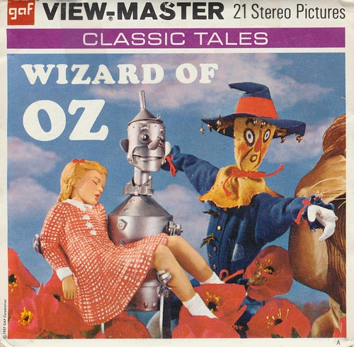 Wizard of Oz View-Master Reel by The Pie Shops