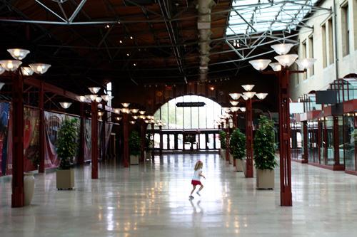 Aut-running-mall