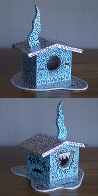 Tim May Birdhouse