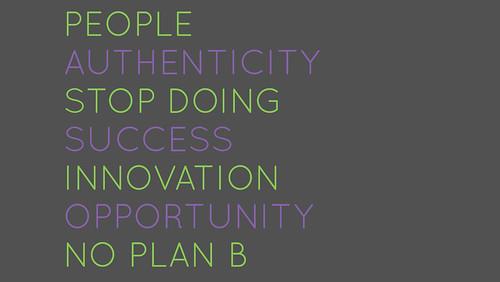 Seven principles of passion