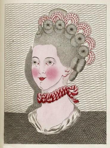 008-L'Art de la Coiffure des Dames Françaises…1767-Monsieur Legros