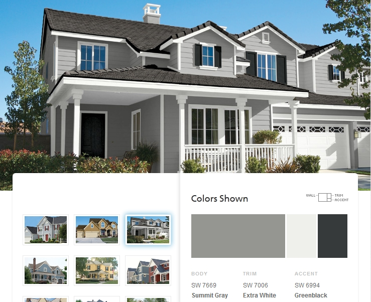 Exterior paint jobs joy studio design gallery best design - How to bid an exterior paint job ...