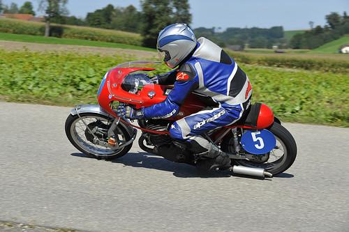 classic motorcycle Oldtimer Grand Prix 2012 Schwanenstadt Austria Copyright B. Egger :: eu-moto images 1117