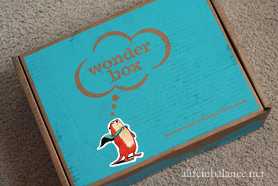 Wonder Box by Education.com