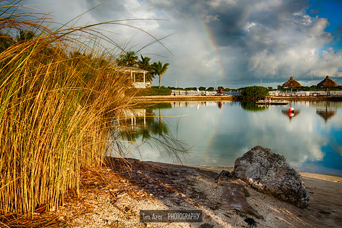 blue sunset summer sky sun white green water grass clouds sunrise landscape rainbow florida cloudy lagoon hdr floridakeys hawkscay duckkey 2exposures nikdfine timazar hdrefexpro2