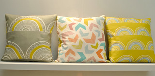 Sian Elin cushions@Tent London