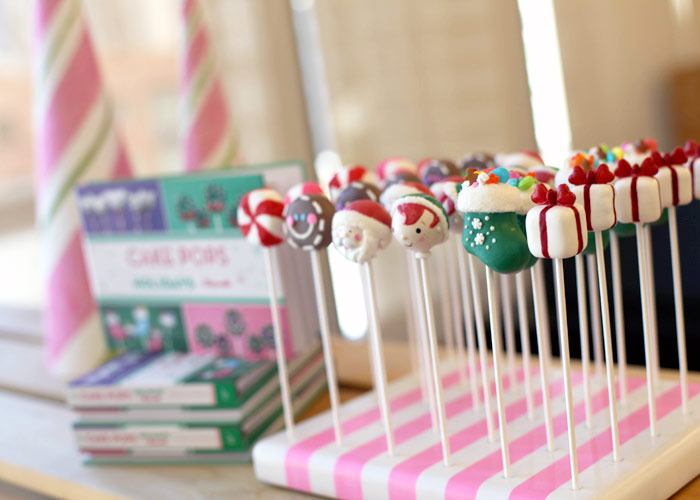 Cake Pops Holidays