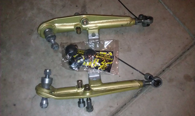 S13 Lower Control Arms