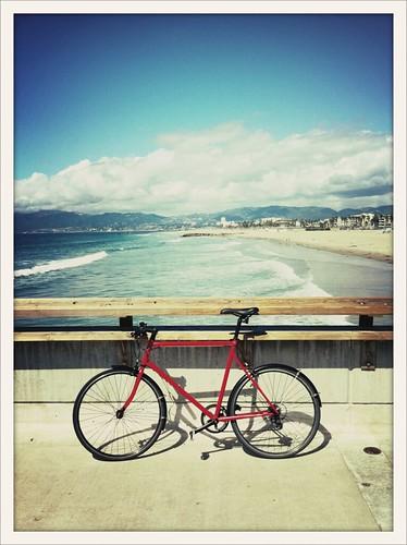 Stolen Tokyobike in Venice Beach