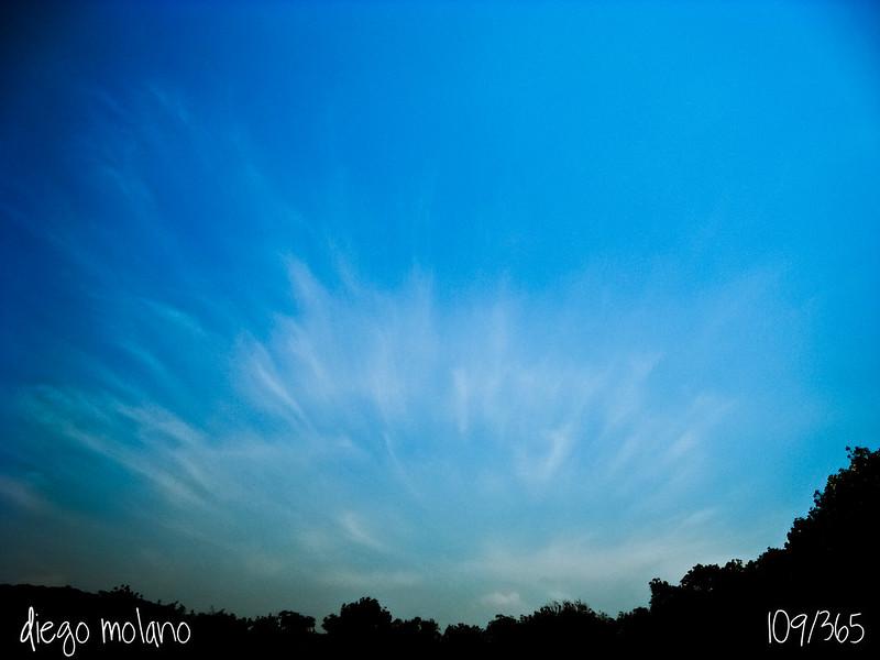 109/365 - Rayos de viento - 13.09.12