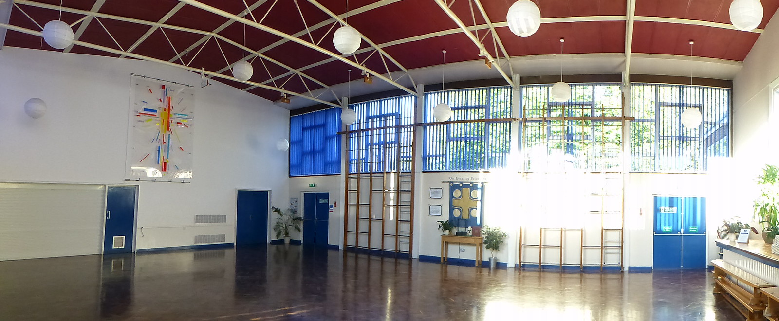 Upper Years Hall