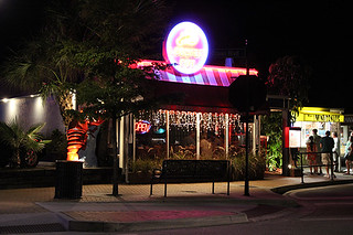 Exterior, Lobster Pot, Siesta Key, Sarasota, FL, Restaurant Review
