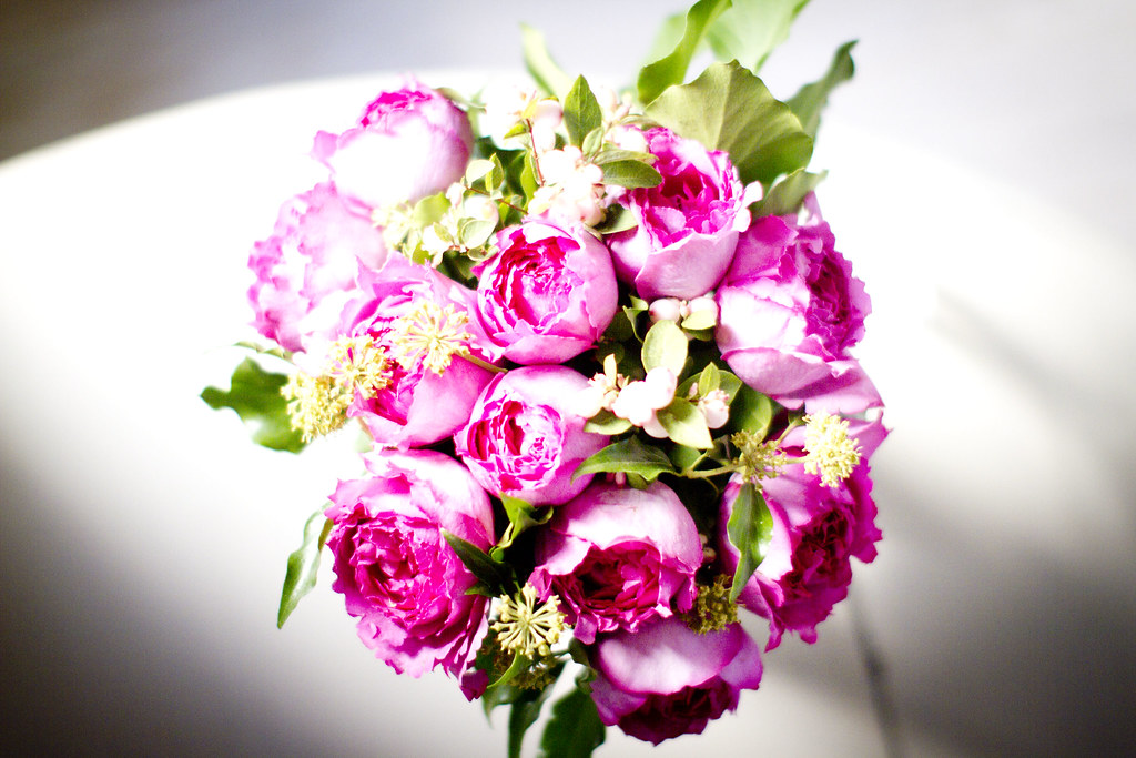 wild rose bouquet 2