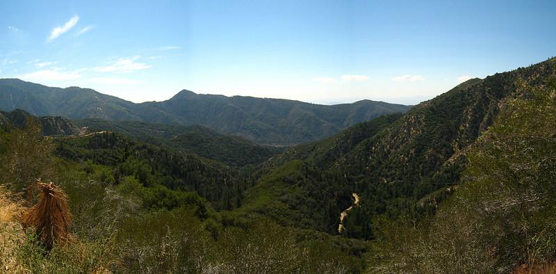 San Bernardino Forest Stitch