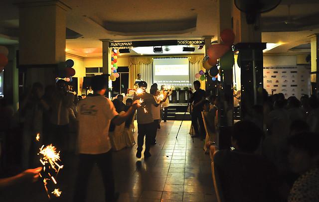 Tổng hợp hình ảnh chương trình Offline Sinh nhật NTC lần thứ 5