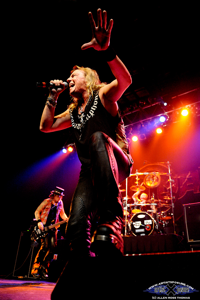 Pretty Maids @ Progpower USA XIII