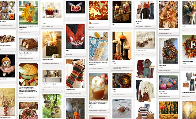Autumn pins from pinterest