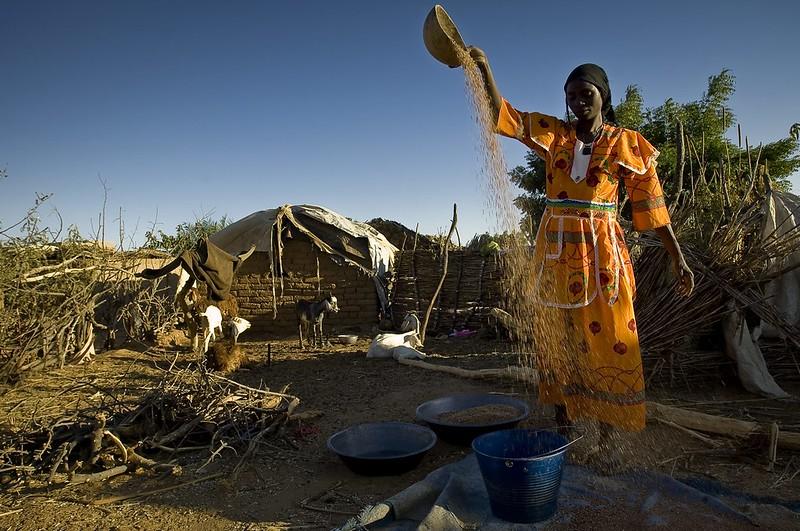 Aiuti in Africa