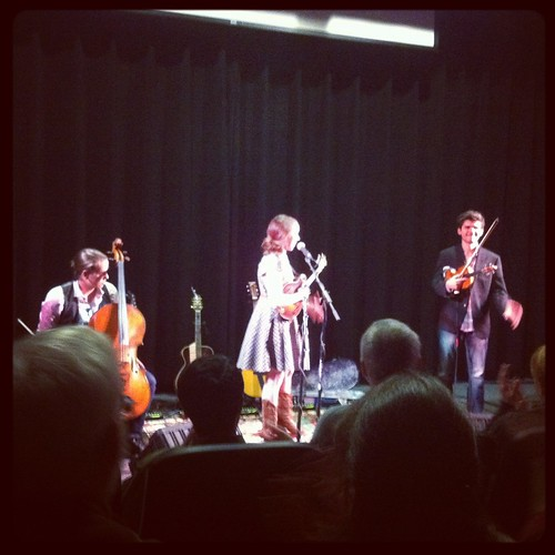 Sarah Jarosz Concert