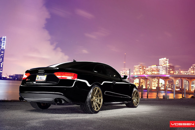 Audi S5 - VVSCV4
