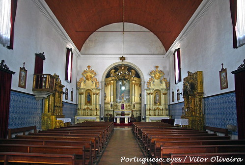 Igreja Matriz de Tábua - Portugal