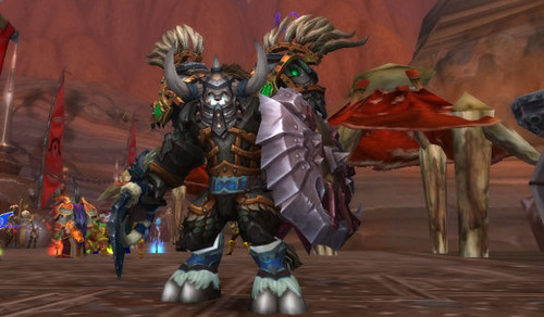 Mists of Pandaria Warrior
