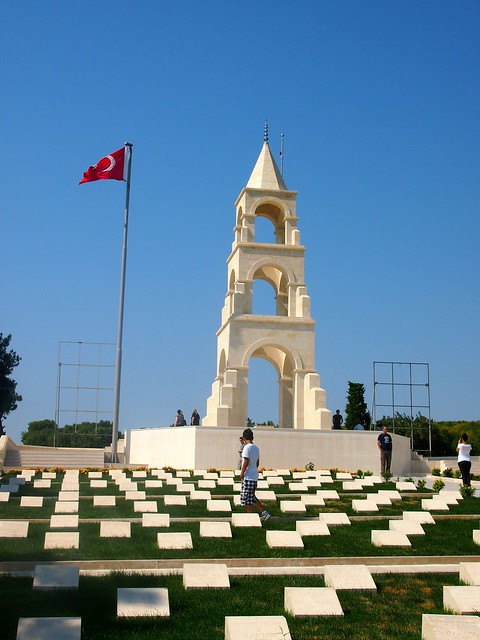Turkish 57th Infantry Regiment Memorial, Gallipoli