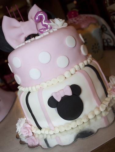 Sky's Birthday Cake