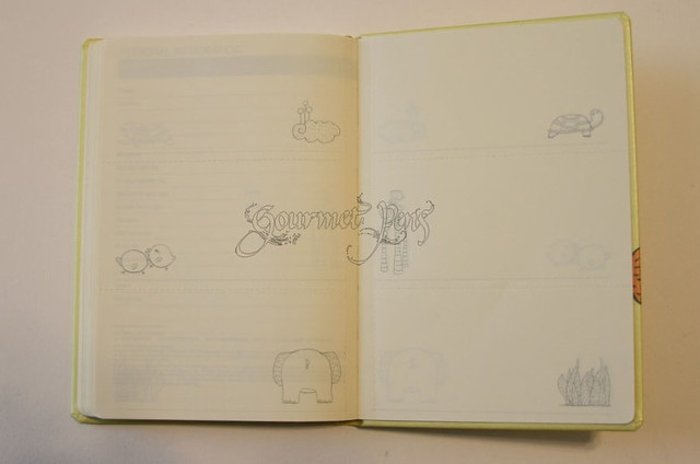 Daycraft Animaland Note Pages