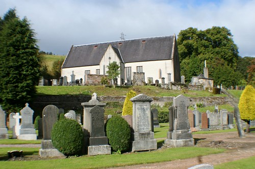 Mortlach Church, Speyside