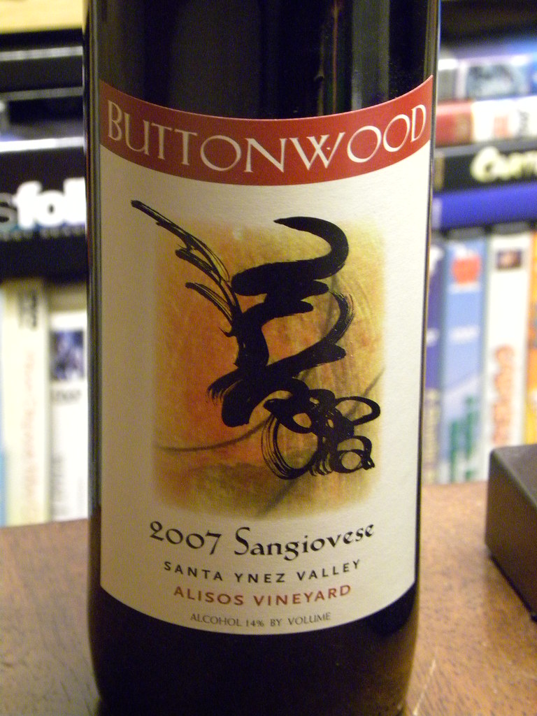 buttonwood2007sangiovese