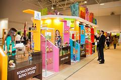 Inauguración del Pabellón de México en la Feria Comercial de Alimentos y Bebidas World Food 2012 – Moscú