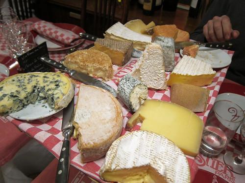 Le Plateau de Fromages d'Astier