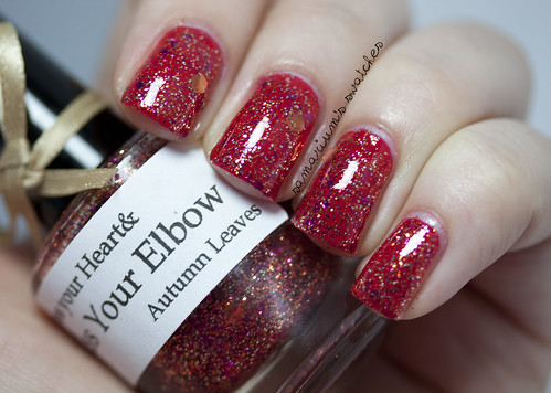 Kiss Your Elbow Polish Autumn Leaves (1)