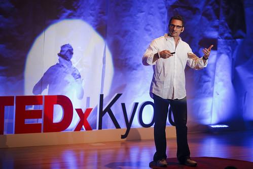 TEDxKyoto2012 - Garr Reynolds