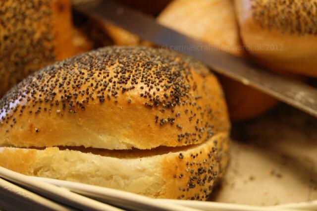 Håndværker breakfast roll