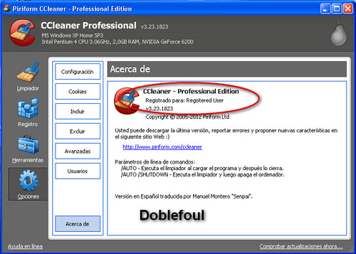CCleaner Business Edition ™ + Profesional ™ [V. 3.23.1823][Español][Activados][UL] 8033530121_0c0c443bcd
