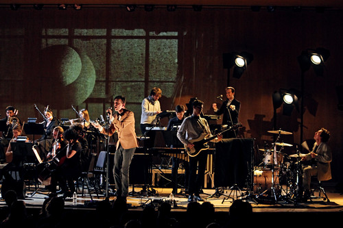 Efterklang Live @metmuseum with The Wordless Music Orchestra in NYC