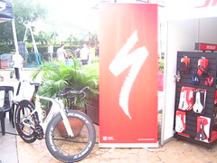 TRIpalooza Sept 29-30: Specialized (Dan's Bike Shop booth)