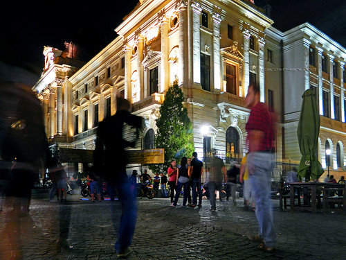 Lipscani Street, Bucharest, 11,30 PM | by Carpathianland