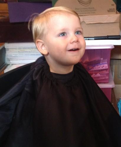 Zac Haircut